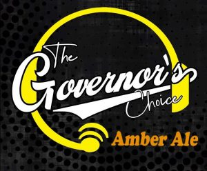 The Governor's Amber Ale a Craft Beer by Tom Bradley Governor of Mid-Missouri and Host of The Tom Bradley Radio Talk Show